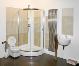 Plumbing Swansea: Modern Contemporary Shower Room